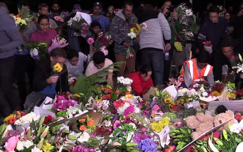 Yeni Zelanda'daki terör saldırılarını sosyal medyadan öven kişi tutuklandı