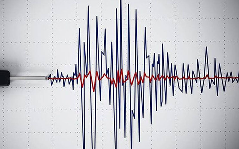 Acıpayam'da 5.1'den sonra 4.1 artçı deprem
