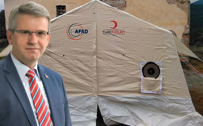 Şevkan: Evlere dönmeye hazırlanırken, yeniden çadırlara döndük