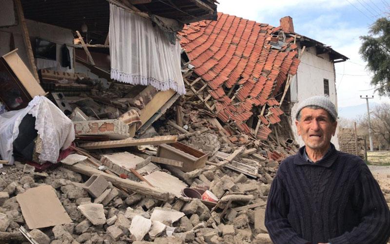 Acıpayam depremi en çok buraları vurdu