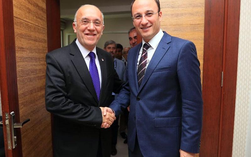Pamukkale Belediye Başkanı Örki: Sporla ilgili birçok projemiz var