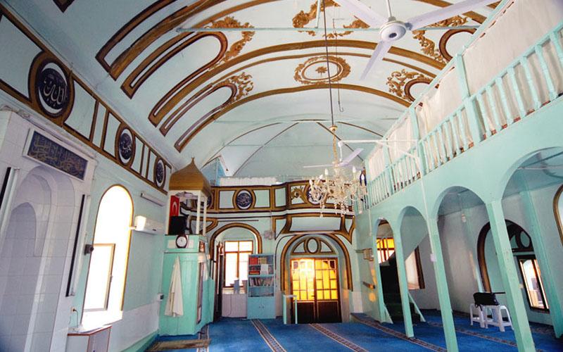 Kilise olarak yapıldı, cami olarak ibadete açık: Honaz Hisar Camii