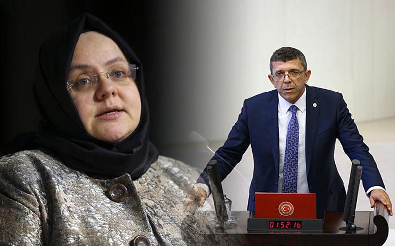 İYİ Parti Milletvekili Öztürk'den Bakan Selçuk'a zor sorular