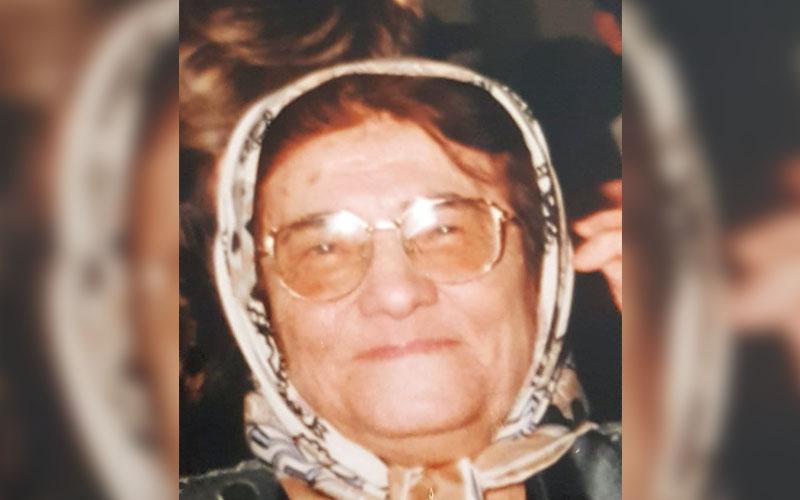 Denizli eski Belediye Başkanı Dartanel'in eşi vefat etti