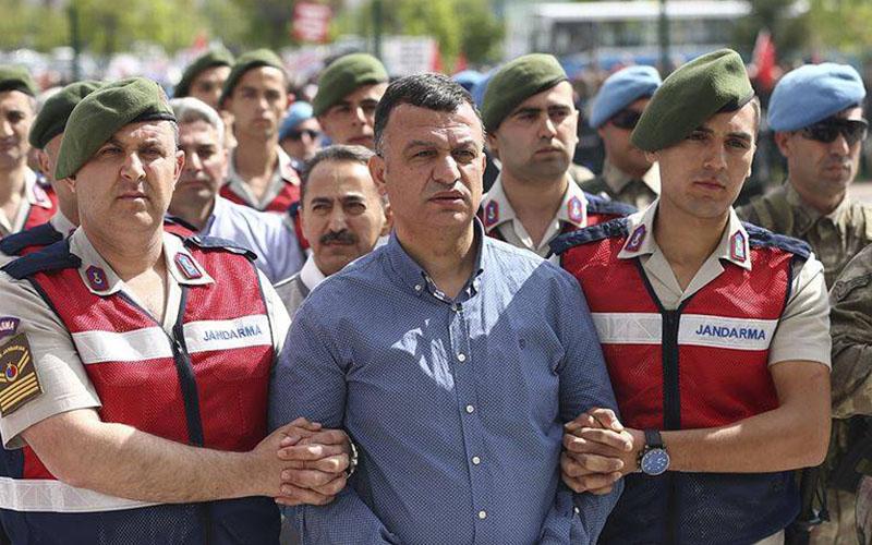Sözde 'yurtta sulh konseyi' üyesi Denizlili Gürcan'a 141 kez ağırlaştırılmış müebbet hapis