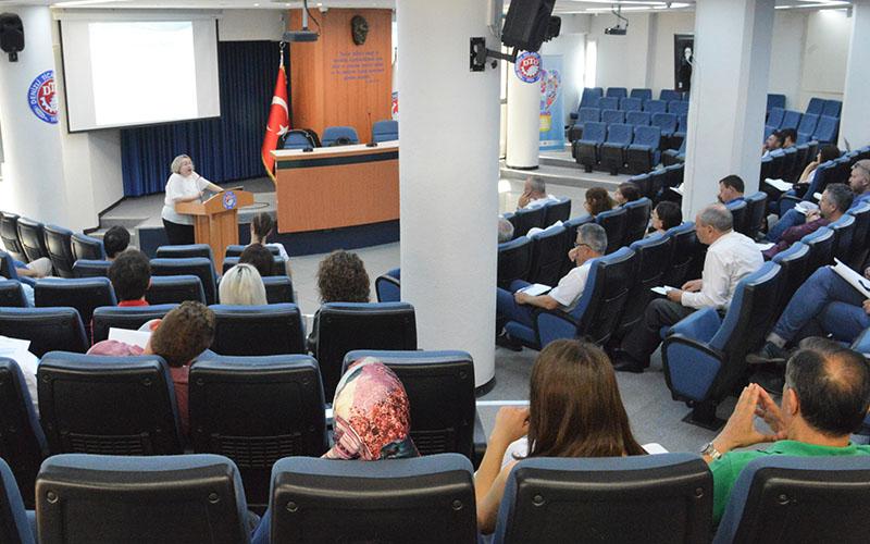 DTO'da eğitimler sürüyor