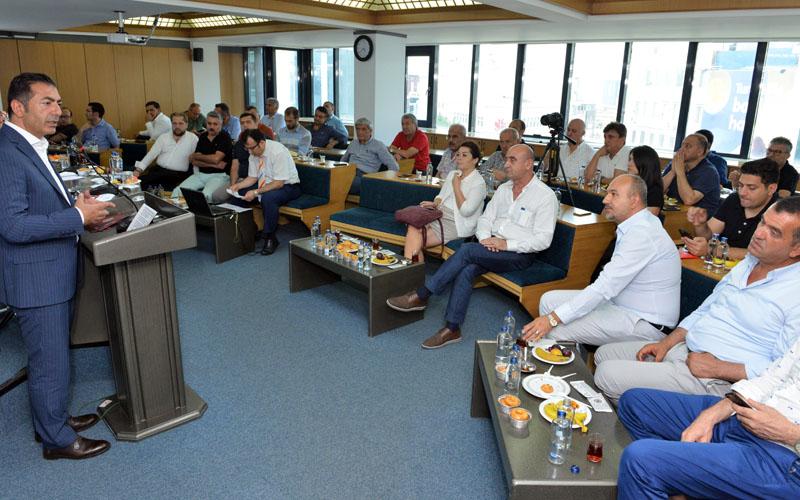 DTO'dan üyelerine Denizli İndirim Programı