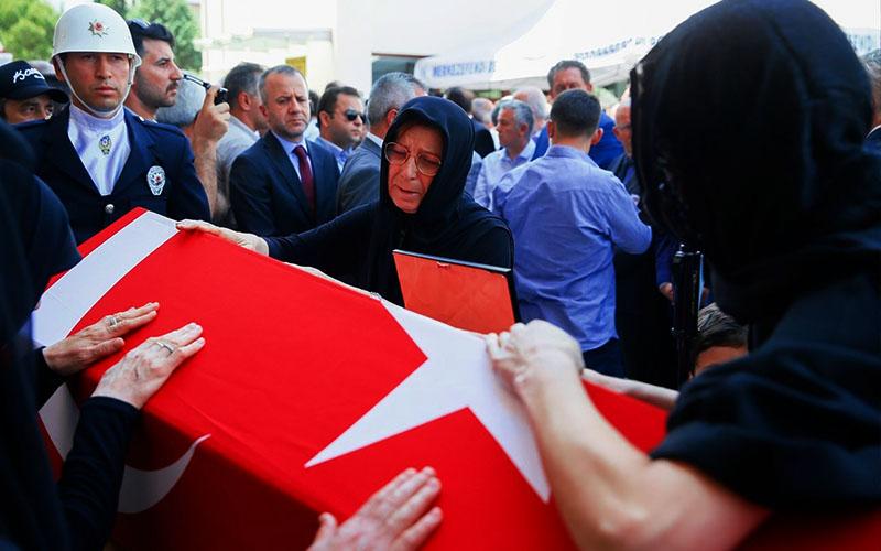 Erdoğan, Arslan Ailesi'ne başsağlığı diledi
