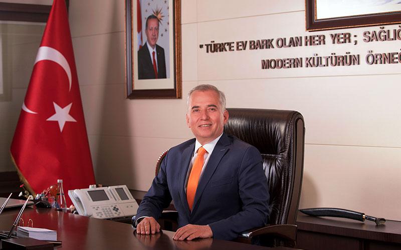 Zolan, Jeotermal Kaynaklı Belediyeler Birliği Başkanlığına seçildi