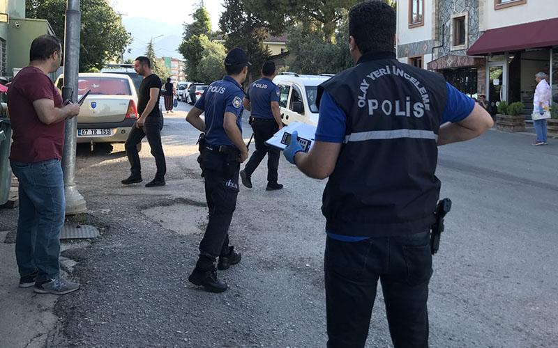 Kavgada bir kişi bıçaklanarak ağır yaralandı