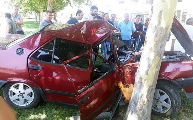 Sürücü bu araçtan sağ çıktı