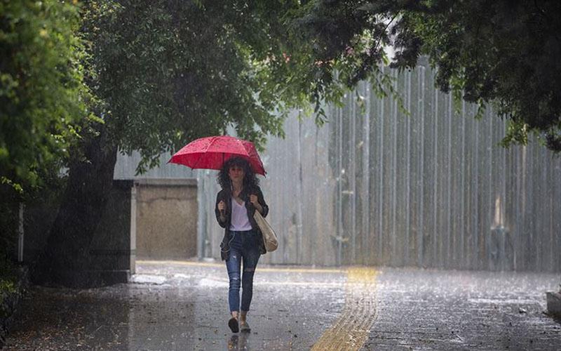Meteoroloji'den 2 ilçeye yağmur haberi