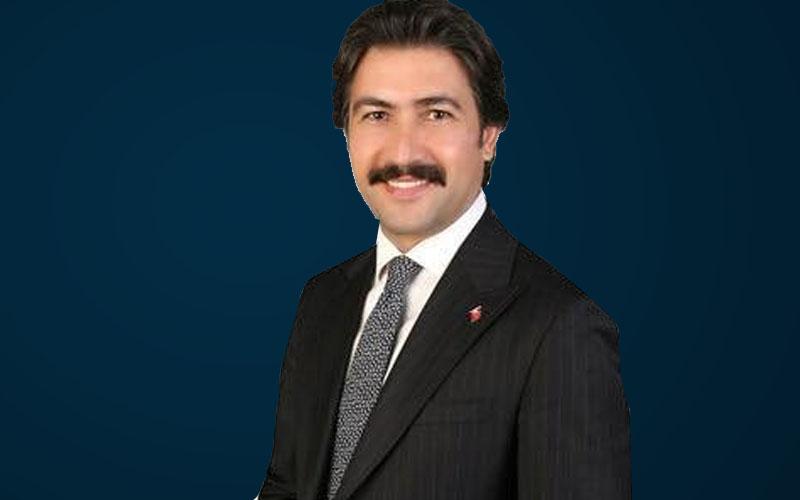 Denizli Milletvekili Özkan, trafik kazası geçirdi