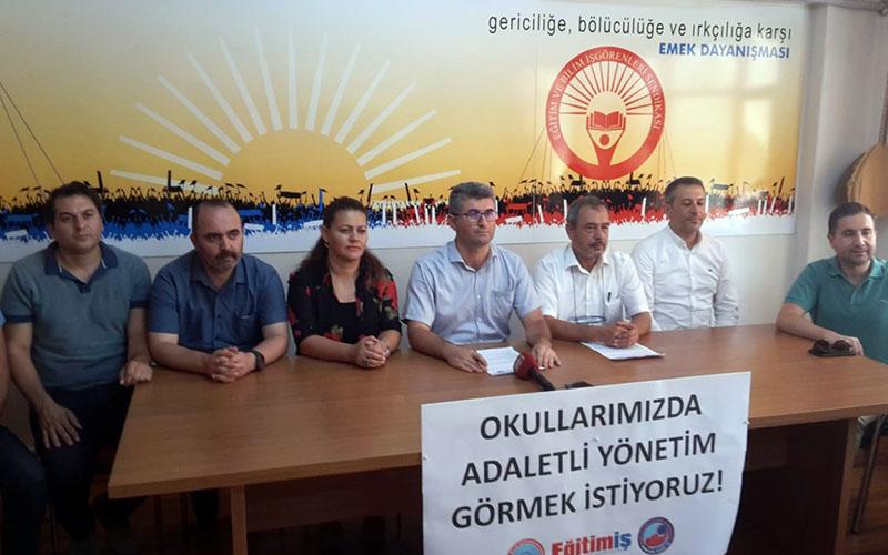 Aydoğan: Müdür, o okulun öğretmenlerince seçilmelidir
