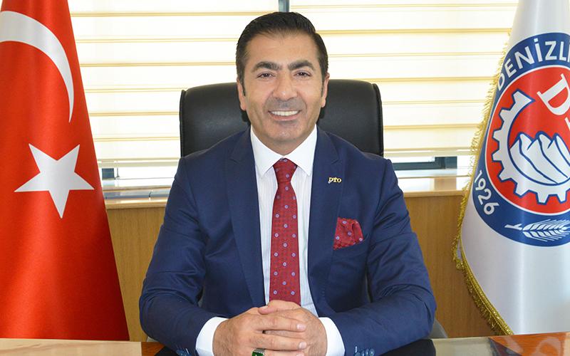 DTO Başkanı Erdoğan 2'nci 500'de yer alan şirketleri kutladı