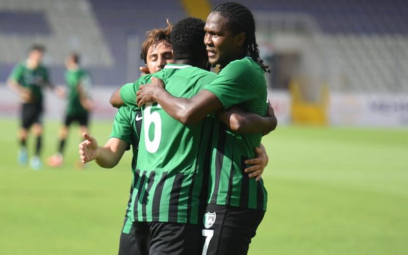 Denizlispor, ilk hazırlık maçını 3-1 kazandı