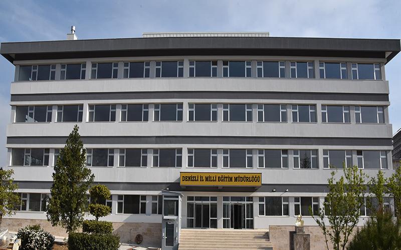 Denizli İl Milli Eğitim Müdürlüğü yeni hizmet binasına taşınıyor