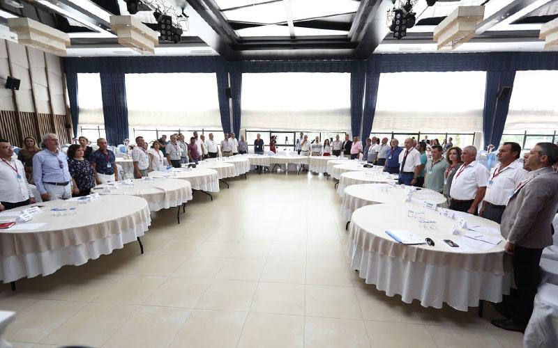 CHP'li meclis üyelerine yerel yönetim eğitim verildi