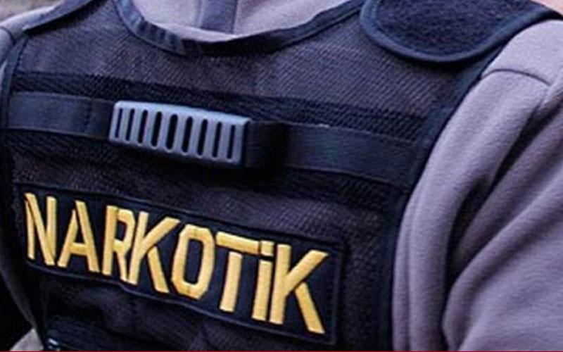Kesinleşmiş hapis cezası bulunan kişi uyuşturucu operasyonunda  yakalandı