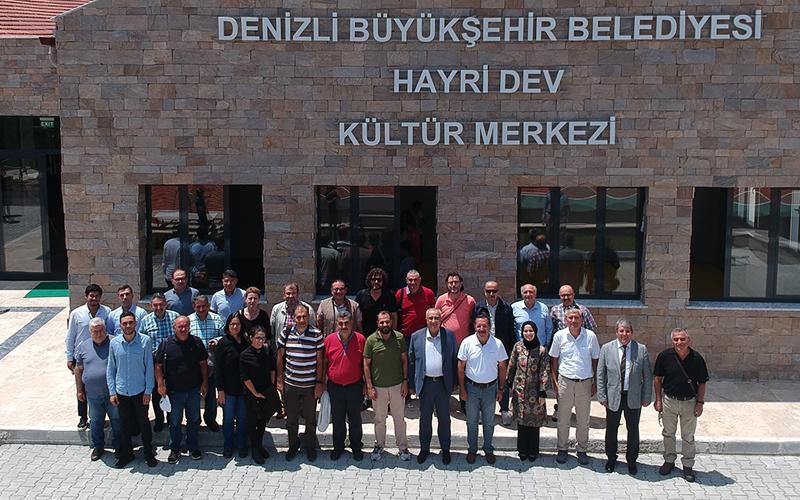 Hayri Dev Kültür Merkezi, oldu PAÜ Meslek Yüksekokulu