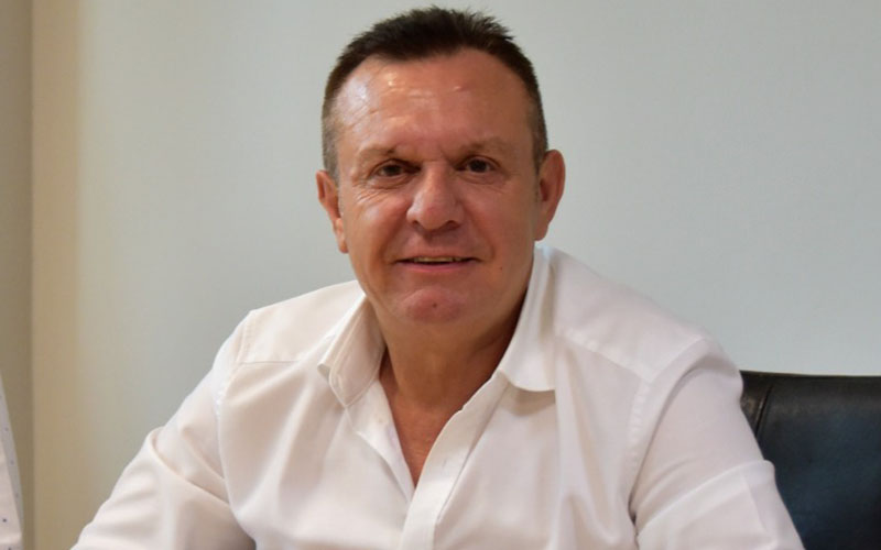 Denizlispor Başkanı Çetin, Fethiye'de karakolluk oldu