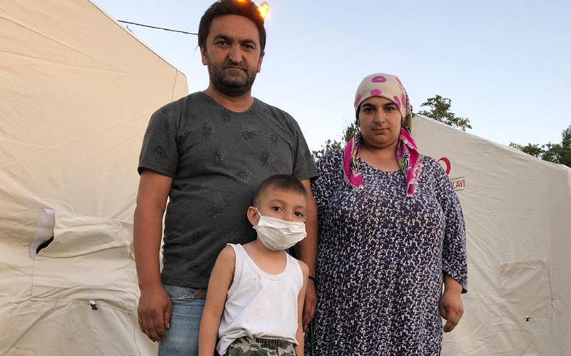 Turan Ailesi'nin Arda için yardım çığlığı