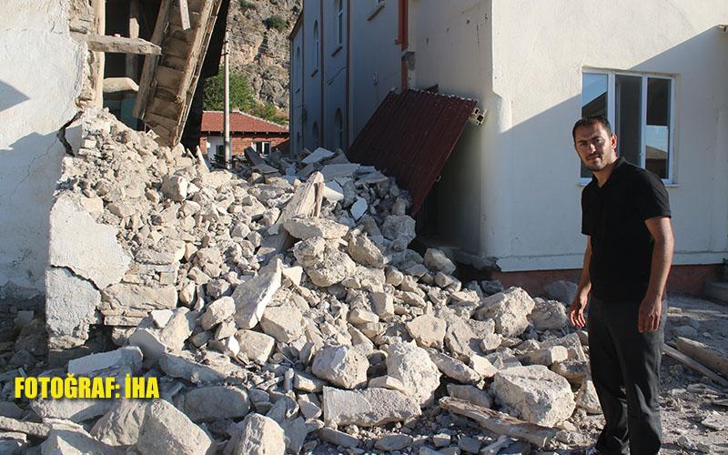 Deprem bölgesinde kesin hasar tespiti 19 Ağustos'ta