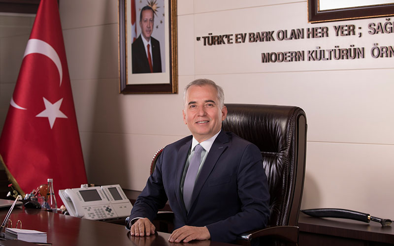 Zolan: AK Parti çağ atlatan yolculuğu başlattı