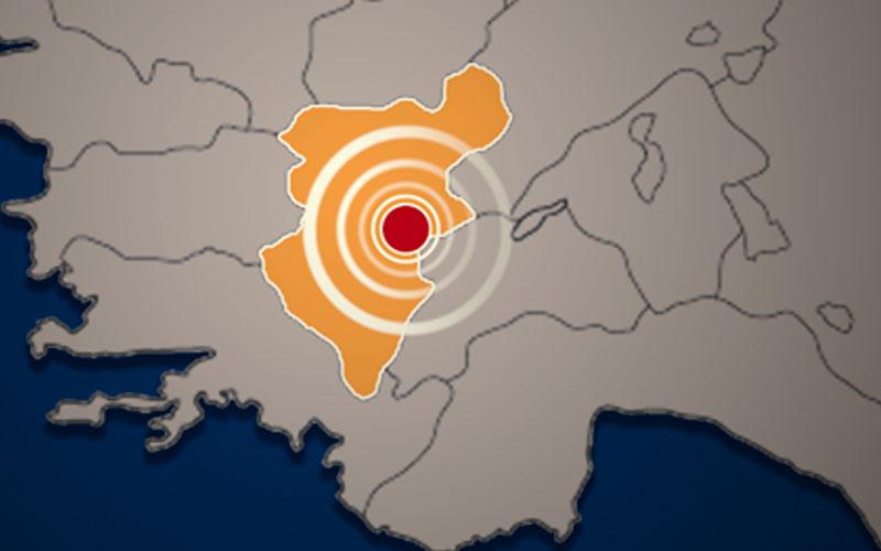 Yine deprem, merkez üssü Çardak