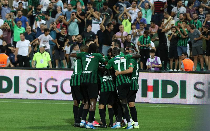 Denizlispor, Galatasaray'ı devirdi: 2-0