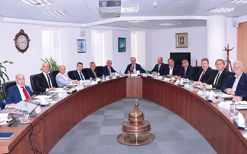 Denizli OSB Başkanvekili Filiz, OSBÜK yönetimine seçildi