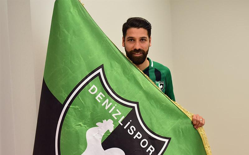 Olcay Şahan, Denizlispor ile 1 yıllık sözleşme imzaladı