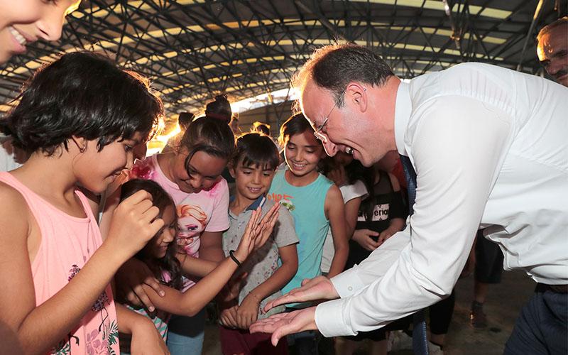 Mahallemizde Şenlik Var etkinliğine 15 bin çocuk katıldı