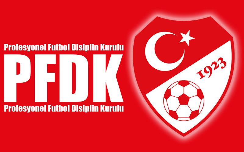 PFDK'dan Denizlispor'a 115 bin TL'lik ceza faturası
