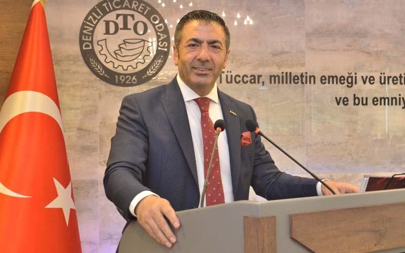 Erdoğan: Denizli'de 6 ayda yabancı ortaklı 28 şirket kuruldu