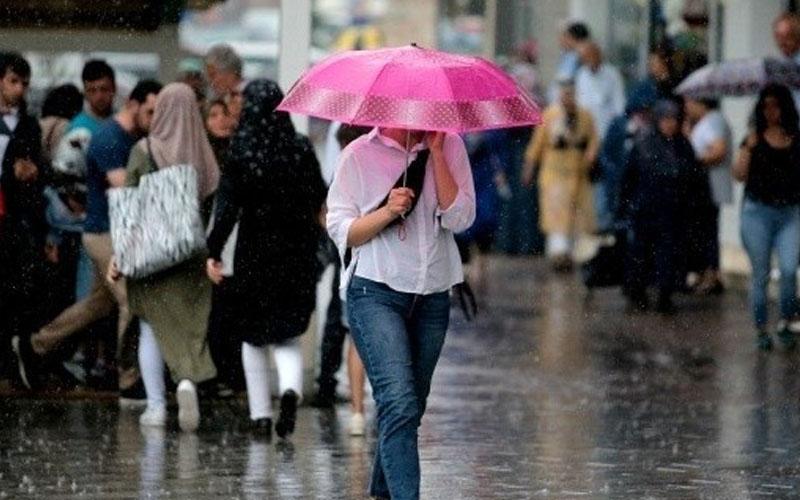 Meteoroloji'den yağmur haberi
