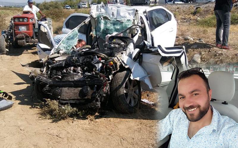 Kazada ağır yaralandı, hayata tutunamadı