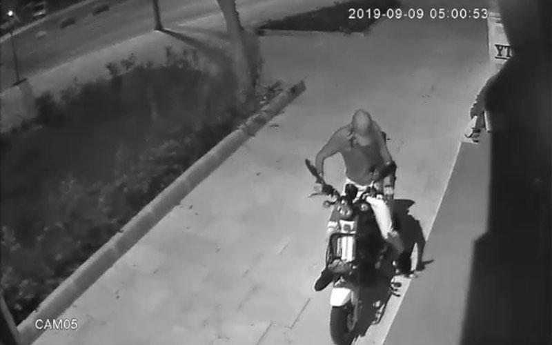 Elektrikli bisiklet hırsızlığı