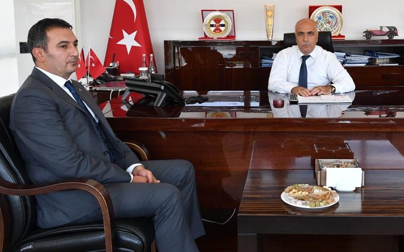 Denizli Orman Bölge Müdürlüğüne Erhan Çetinkaya atandı
