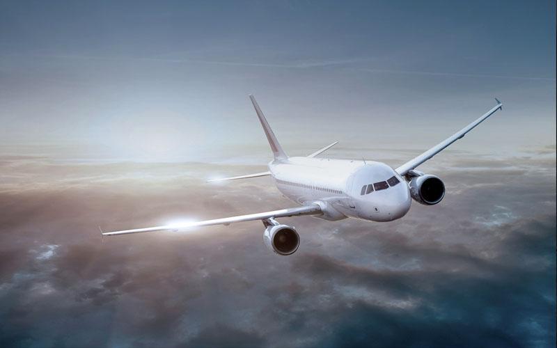 Denizli'den ağustosta 58.035 kişi uçtu
