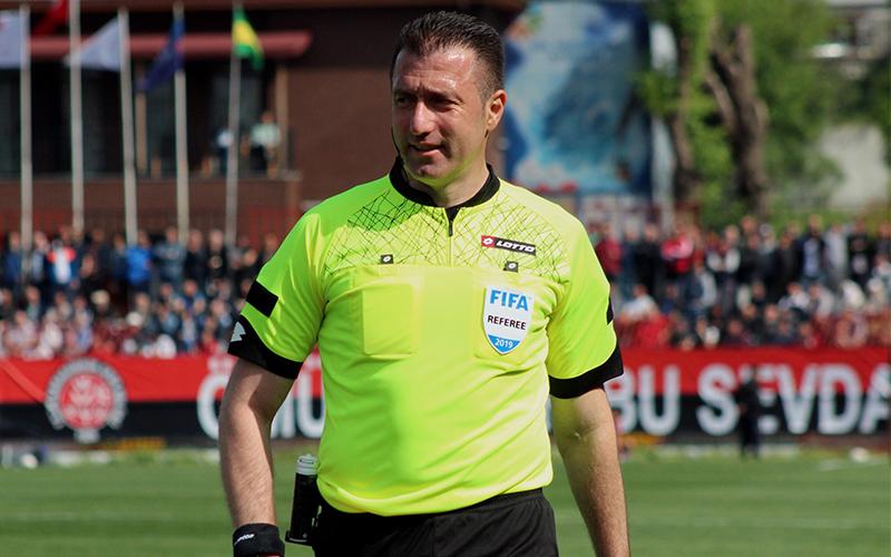 Kayserispor-Y.Denizlispor maçının hakemi belli oldu