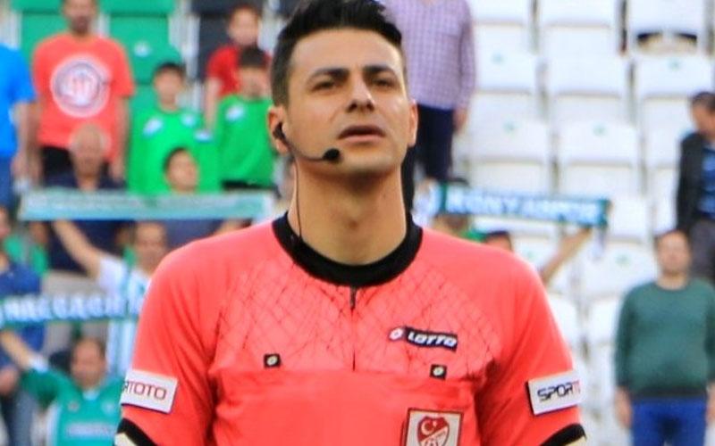 Denizlispor-Konyaspor maçının hakemi belli oldu