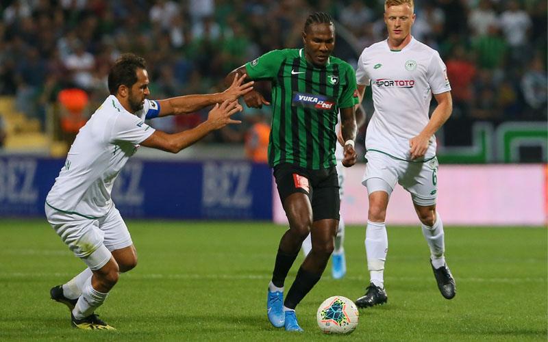 Denizlispor, Konyaspor'a evinde yenildi: 0-1