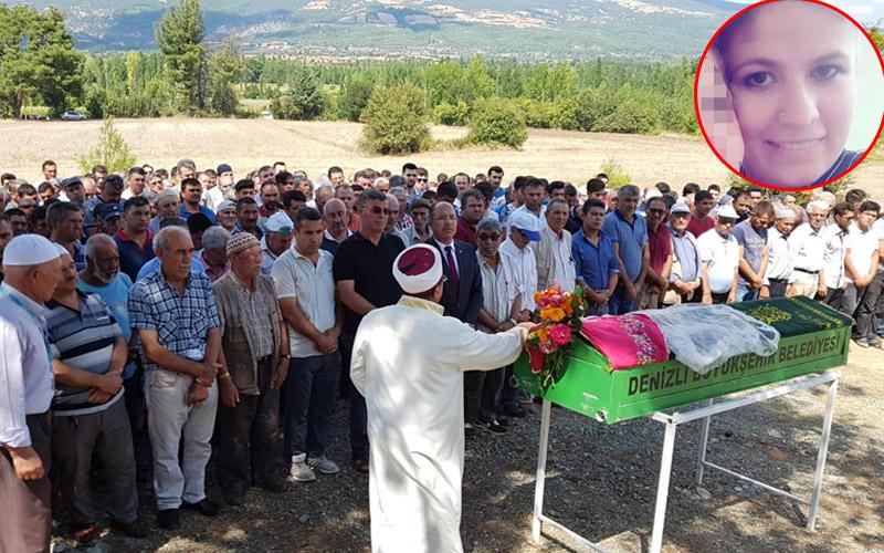 Kocası tarafından öldürülen kadın toprağa verildi
