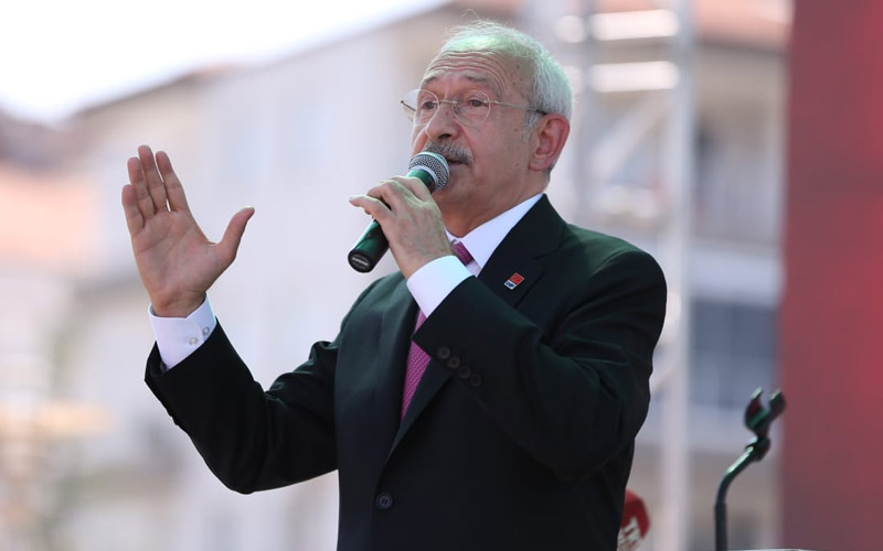 Kılıçdaroğlu: Tefecilerin, rantiyenin kaybettiği düzeni kurmak zorundayız