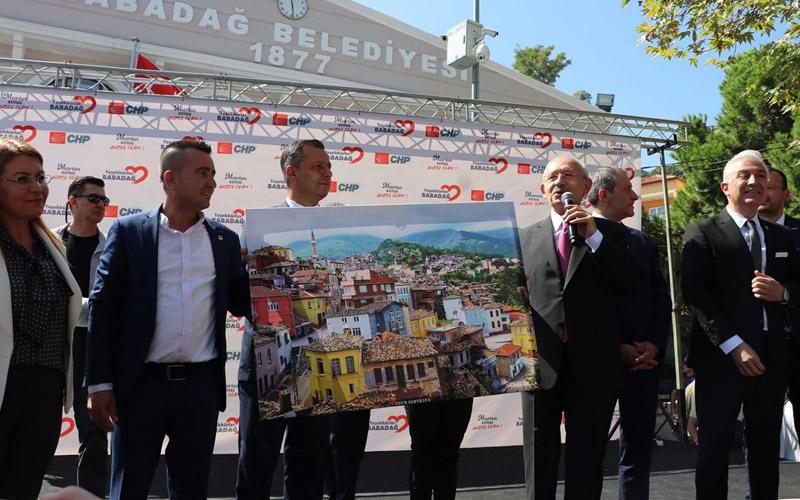 Kılıçdaroğlu: Belediye başkanları harcadığı paranın hesabını verecek