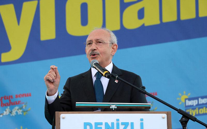 Kılıçdaroğlu, Denizli'ye geliyor