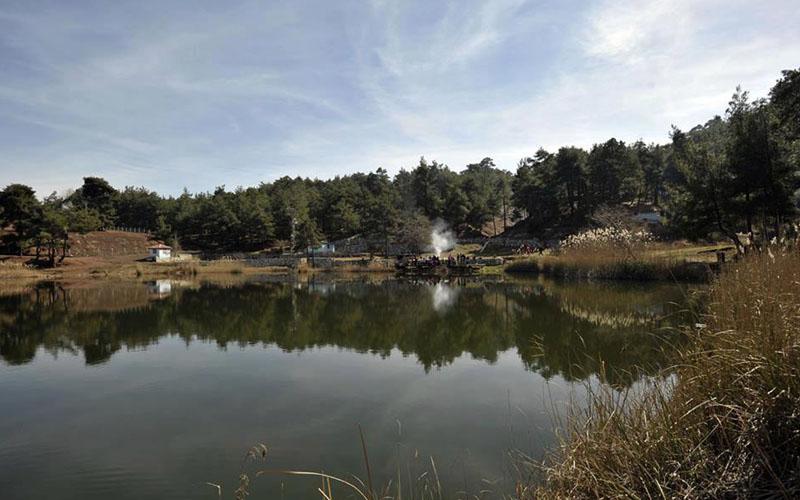 Saklı Göl koruma alanı ilan edildi