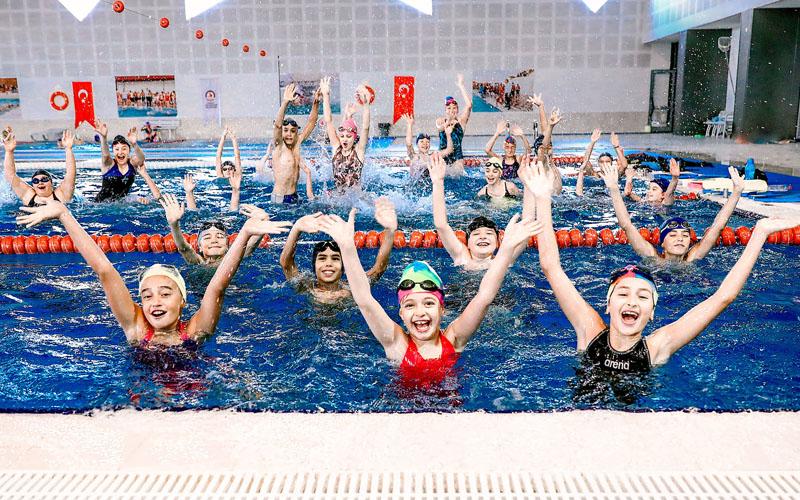 Kış Spor Okullarına rekor katılım
