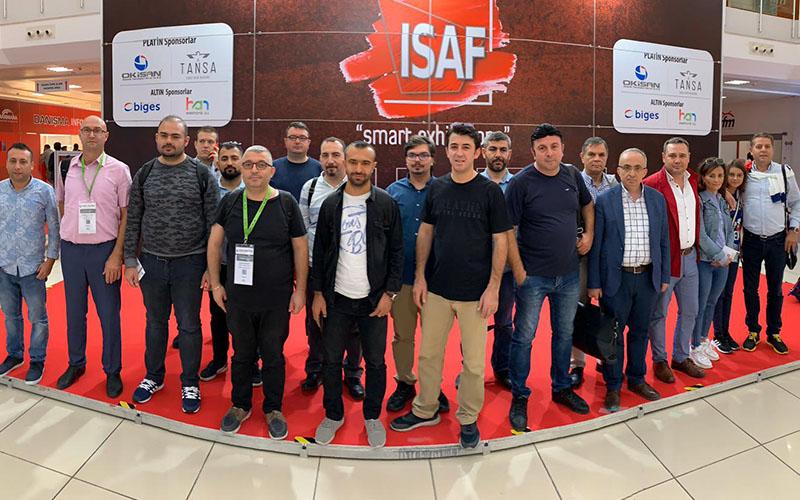 DTO üyelerini ISAF'a gönderdi